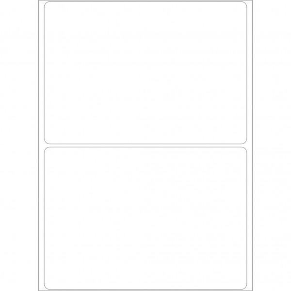 Herma Büropackung, weiß, 74 x 105 mm, permanent haftend