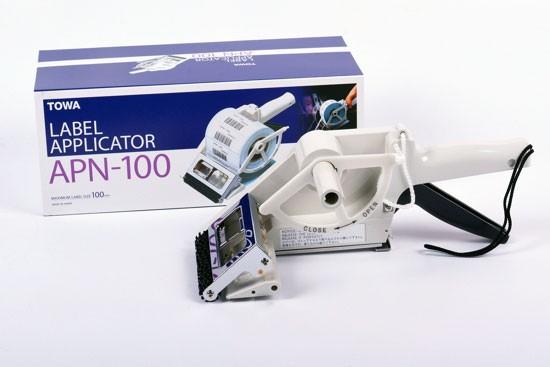 Etiketten Handspender TO 100 df für Rollenetiketten, Sonderform