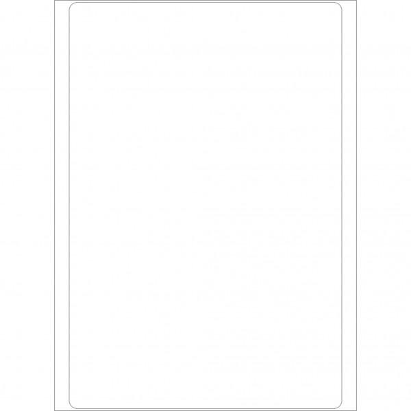 Herma Büropackung, weiß, 100 x 149 mm, permanent haftend