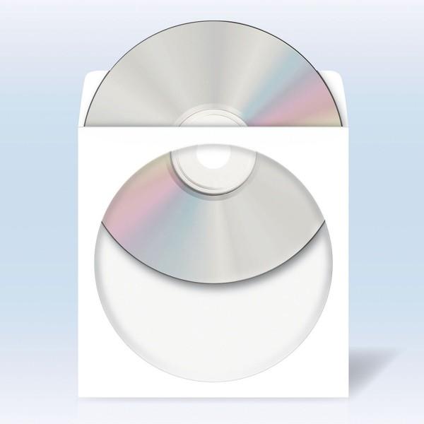 CD-Hüllen, 124 x 124 mm