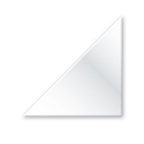 selbstklebende Folientaschen / Dreieckstaschen, Format 100 x 100 mm